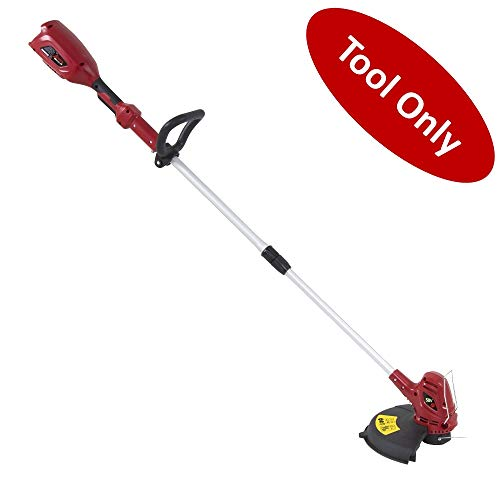 Mantis 3560 58V String Trimmer, Red