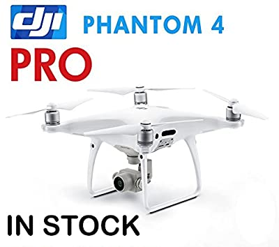 DJI Phantom 4 Pro Drone Professional Quadcopter All-New PRO Model With Updated Camera and Longer Battery Life from Drone World