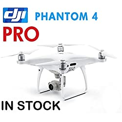 DJI Phantom 4 Pro Drone Professional Quadcopter All-New PRO Model With Updated Camera and Longer Battery Life