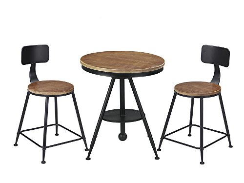 VILAVITA 3 Pieces Table Set 24.4