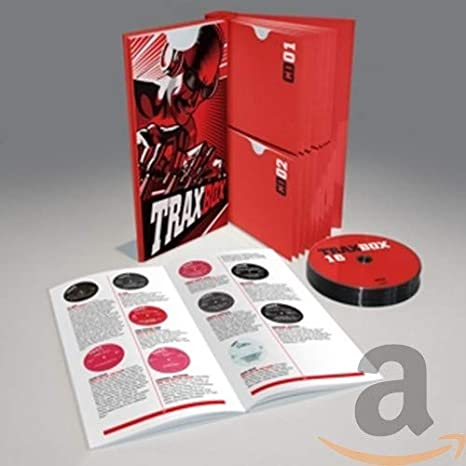 Traxbox: The Trax Records Box Set: The First 75 Complete 12