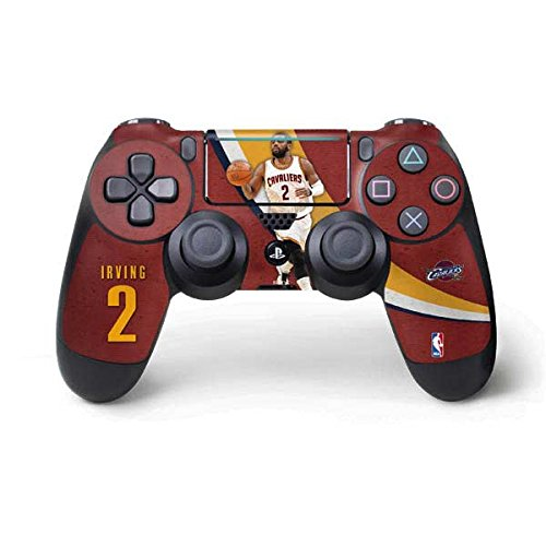 Cleveland Cavaliers PS4 Pro/Slim Controller Skin - Irving #2 Action Shot Cleveland Cavaliers | NBA & Skinit Skin