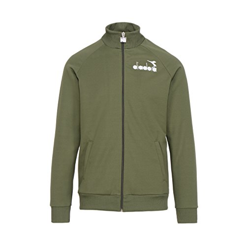 para Diadora Verde Hombre Hongos Jacket 80S 70225 Chaqueta 4nwqaTv