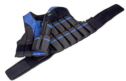 Harbinger 7362200 HumanX Weight Vest, 40 lb.