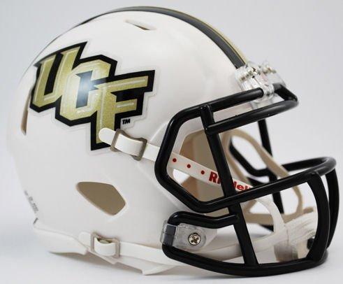 Riddell Ncaa Football - Riddell NCAA Central Florida Golden Knights Speed Mini Helmet