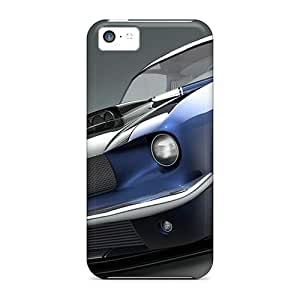 Iphone Cases - Cases Protective For Iphone 5c- Custom Mustang