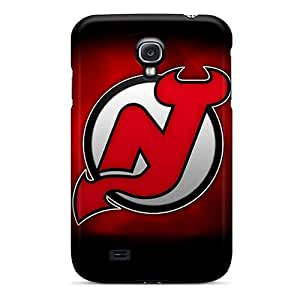 Luoxunmobile333 Design High Quality Nj Devils Covers Cases With Excellent Style For Galaxy S4