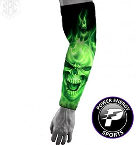 Stronghold Grip Ultra-Performance Football Basketball Baseball Sleeves Edge Sports Compression Arm Sleeves