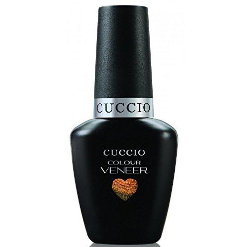 リクルート滅びる倍増Cuccio Colour Veneer LED/UV Gel Polish - Femme Fatale - 0.43oz / 13ml