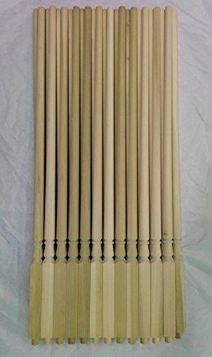 wood baluster - 1