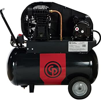 - Chicago Pneumatic Reciprocating Air Compressor - 2 HP
