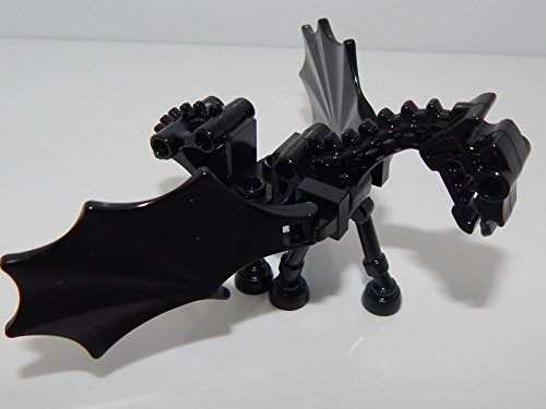 Lego Harry Potter Thestral Horse, Skeletal with Wings (US Seller)