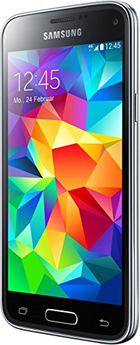 Samsung Galaxy S5 Mini G800F 16GB Unlocked Cellphone - International Version (Black)