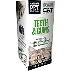 Tomlyn Cat Teeth & Gums 4oz