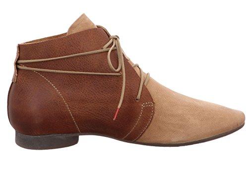 Think! Guad 82289-54 Damen Boots & Stiefeletten in Mittel Braun