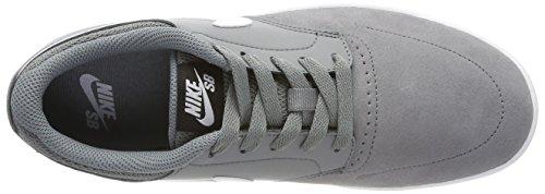 Turnschuhe Grau black Fokus Grey Herren SB White Cool Nike qxSOtH8