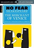 The Merchant of Venice (No Fear Shakespeare)[MERCHANT OF VENICE (NO FEAR SH][Paperback]