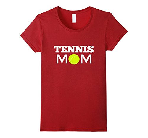 Mommy tees Tennis Mom T Shirt product image