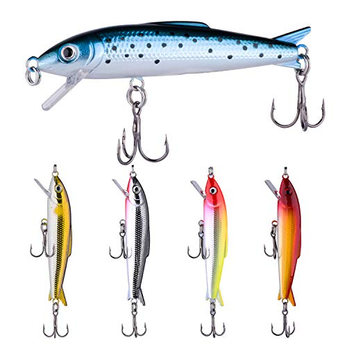 Great fishing lures