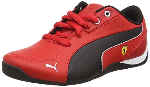 Puma Drift Cat 5 L Sf - Zapatillas de deporte Niños Rojo - Rouge (Rosso Corsa/Black)