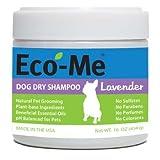 Eco-Me Dog Dry Shampoo Powder Lavender — 16 oz, My Pet Supplies