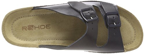 Rohde Neustadt Ocean Womens Mules 50 Real Leather qzqP5rx