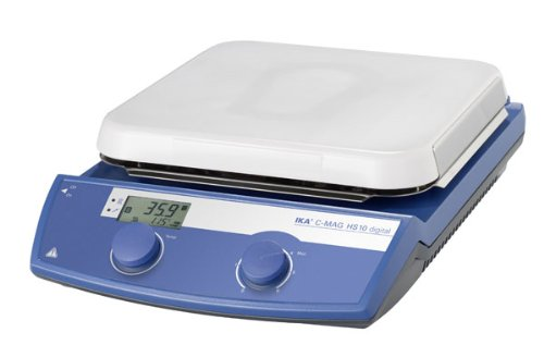 - IKA  4240401 C-MAG HS 10 Digital IKAMAG Glass Ceramics, Magnetic Stirrer, Hotplate, 115V