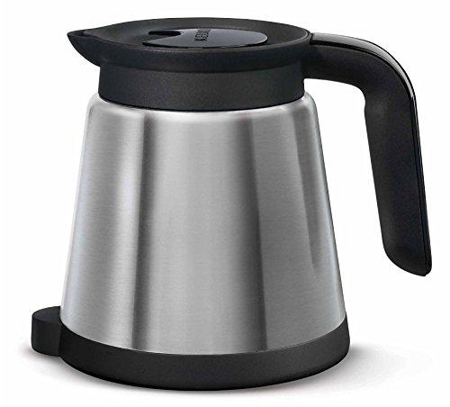 عروض Keurig 2.0 Thermal Carafe, 32oz Double-Walled, Vacuum-Insulated, Stainless Steel Carafe, Holds and Dispenses Up to 4 Cups of Hot Coffee. For Use With Keurig 2.0 K-Cup Pod Coffee Makers