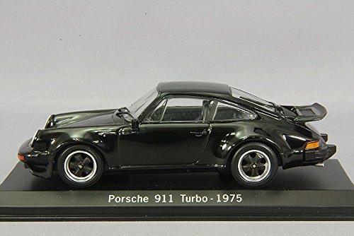 Spark SDC004 Porsche 911 Turbo - 1975 - Escala 1/43, Negro: Amazon.es: Juguetes y juegos