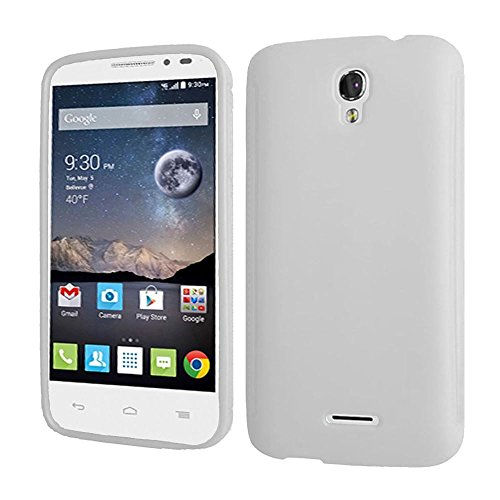 Alcatel One Touch Pop Astro/5042T Case, Soft Matte Finish Silicone TPU Gel Ultra Slim Flexible Rubber Gummy Cover, Shockproof Scratch-resistant Cover Skin Protector for Alcatel 5042T ()