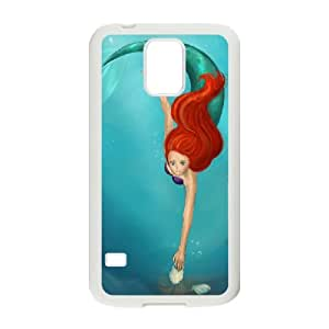 Samsung Galaxy S5 Phone Case The Little Mermaid CB84970