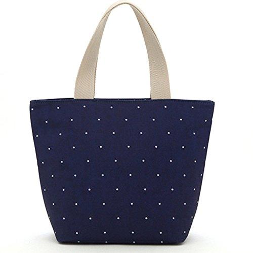 Las mujeres embarazadas salen bolso, bolso de la momia, salen el bolso, bolso de la madre, bolso multiusos del bebé del hombro, pequeño bolso de la momia ( Color : Khaki ) Azul oscuro