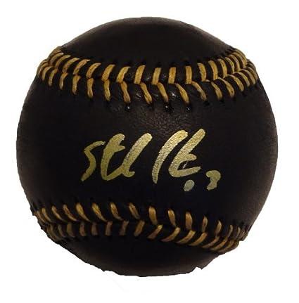 Autographs-original Starlin Castro Signed Autograph Romlb Official Baseball Baseball-mlb