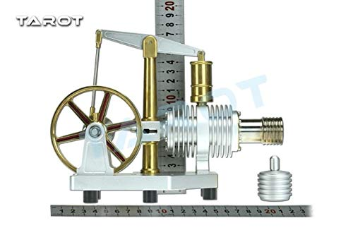 Yoton Accessories F18659 Tarot Sterling Engine Mode TL2962 21.5CM11.5CM17.5CM by Yoton (Image #1)