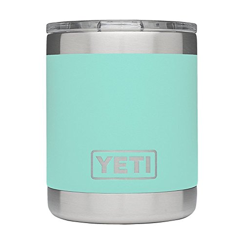 YETI Rambler 10oz Vacuum Insulated Stainless Steel Lowball with Lid