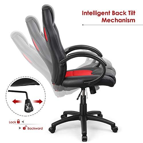 Gaming BürostuhlComputer Intey Gaming StuhlErgonomischer Stuhl StuhlErgonomischer Intey 1FKclJ