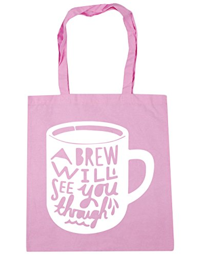 you will through litres Tote Classic brew see 10 Beach Shopping HippoWarehouse a Pink Gym 42cm x38cm Bag wUqnEX6IYx