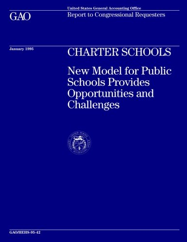 Charter Schools  New Model For Public Schools Provides Opportunities And Challenges
