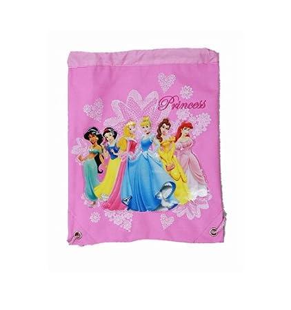 Amazon.com: Mochila con cuerdas – Disney – Princesa – Grupo ...