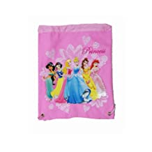 String Backpack - Disney - Princess - Group - Cinch Bag New Girls Gift 29349