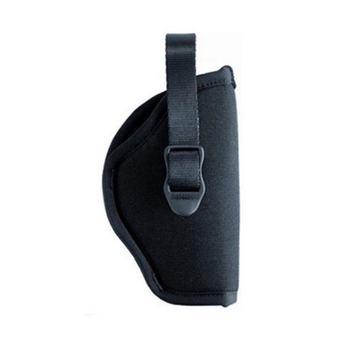 Hip Holster Black Nylon 3 3/4 Md-Large Autos Right