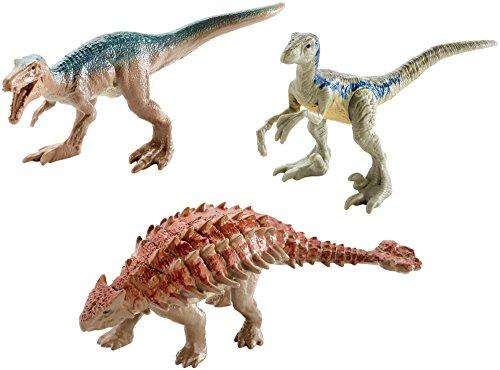 Fng24 FigurinesStatues World Authentique Mattel Jurassic Yg7f6yb
