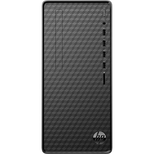chollos oferta descuentos barato HP Desktop M01 F0030ns Ordenador de sobremesa Intel Core i3 9100 8GB RAM 256GB SSD y 1TB HDD Intel UHD 630 Sin sistema operativo negro azabache