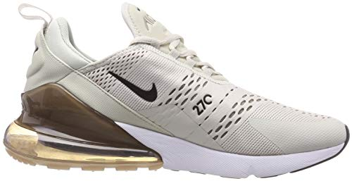 da Sepia Stone Uomo Air Nero Max Light 270 Ginnastica Nike 007 Scarpe Black Bone White fcSqI7PF