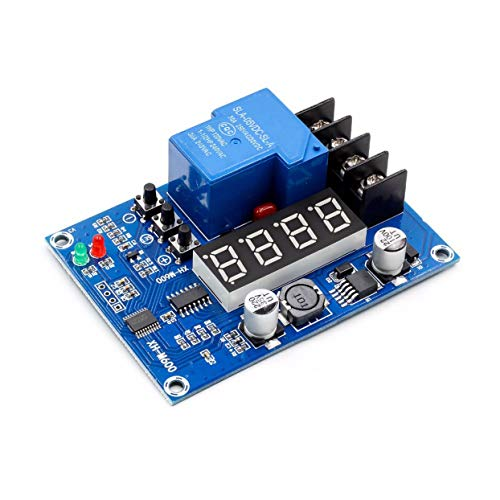 (Load Control Module 6-60 V Charging Lithium Battery Protection Board Controller Charger for 12 V 24 V 48 V Xh-m600 Battery)