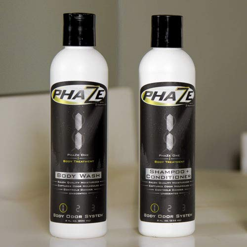 2558aad52b61c Amazon.com : PhaZe Body Odor System (5pk) - #1 Deer Hunter's Scent  Elimination & Scent Control System! : Sports & Outdoors