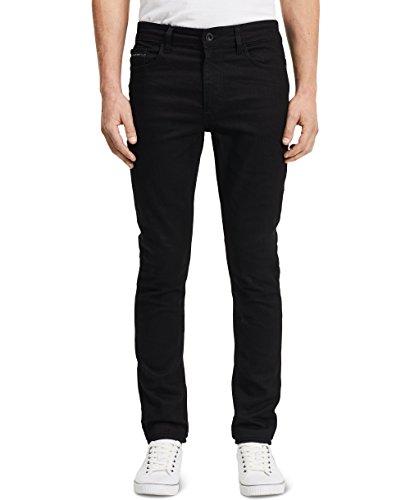 Calvin Klein Jeans Men's Skinny Jean Clean Black, Clean black, 31W ()