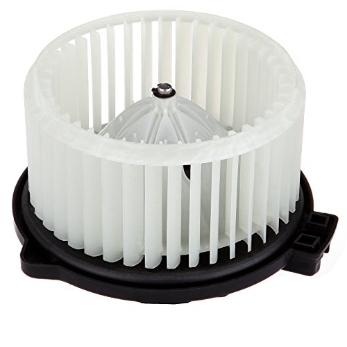 Dodge Stratus Heater - HVAC Plastic Heater Blower Motor ABS w/Fan Cage ECCPP for 2001-2005 Chrysler Sebring/2001-2005 Dodge Stratus/2000-2005 Mitsubishi Eclipse