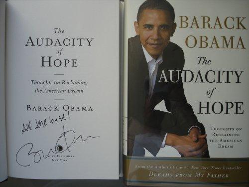 Barack Obama Book The Audacity Of Hope Pdf