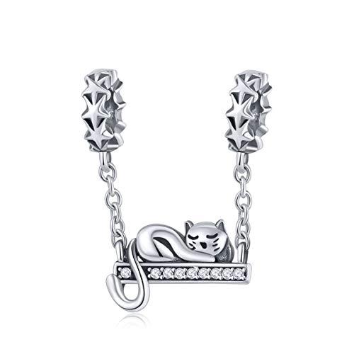 Animal Chain Charm Bracelet - 5